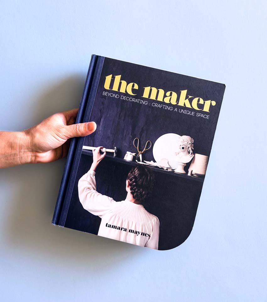 The Maker by Tamara Maynes, photographed by Karina Sharpe