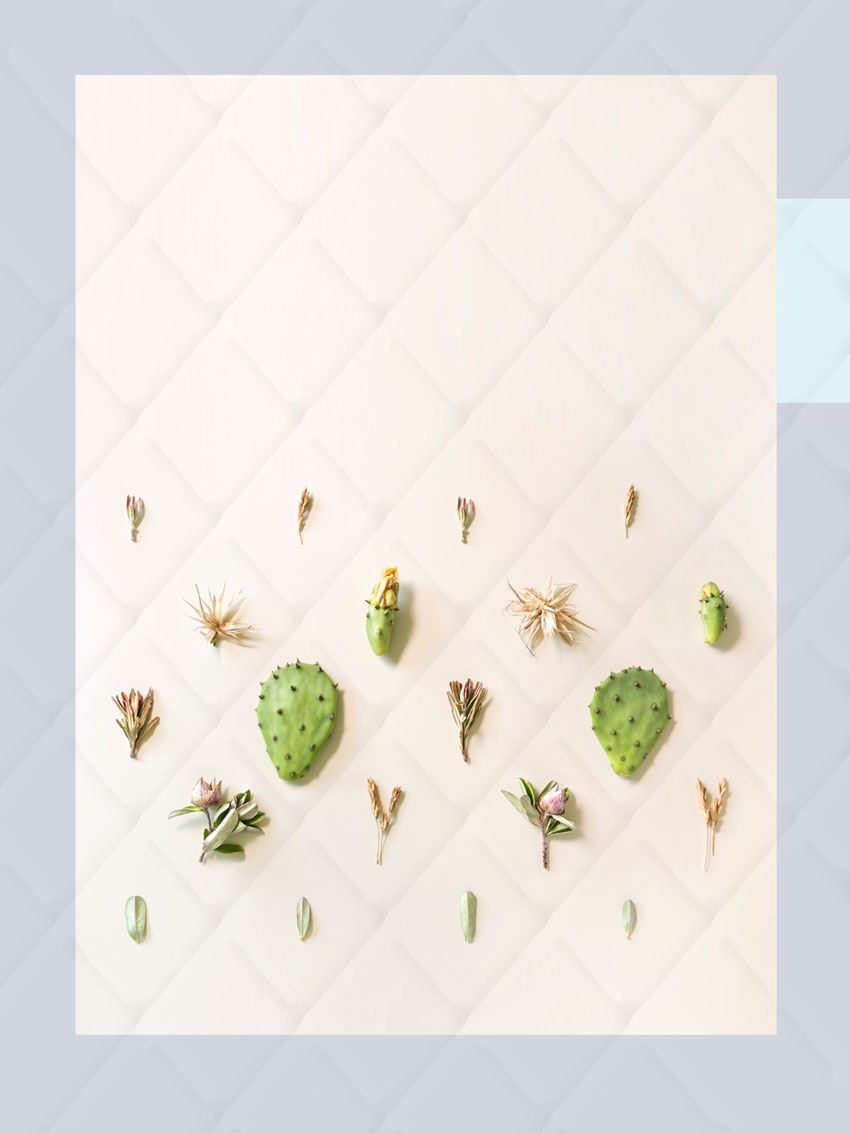 Quilted Sanddune by Australian Conceptual Artist Karina Sharpe