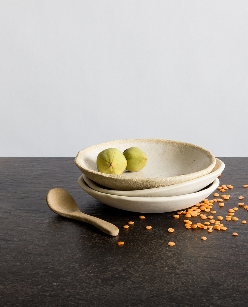 Ceramic Bowls Product Imagery for Kim Wallace Ceramics by Karina Sharpe