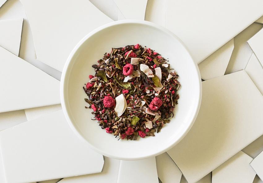 Organic Tea Break - Conceptual Photogrpahy by Karina Sharpe for The Rabbit Hole Organic Tea Bar