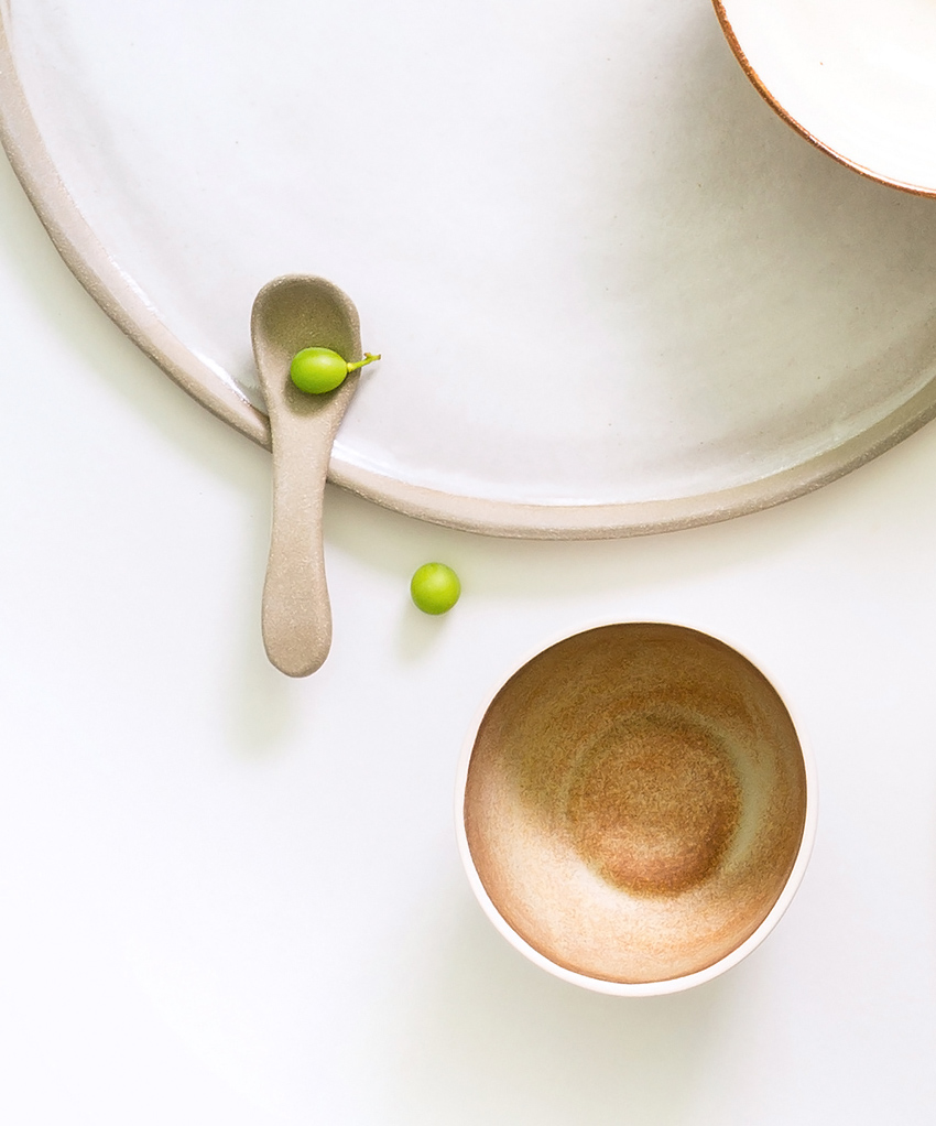 Product Imagery for Kim Wallace Ceramics by Karina Sharpe