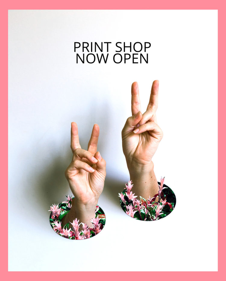 Karina Sharpe Print Shop