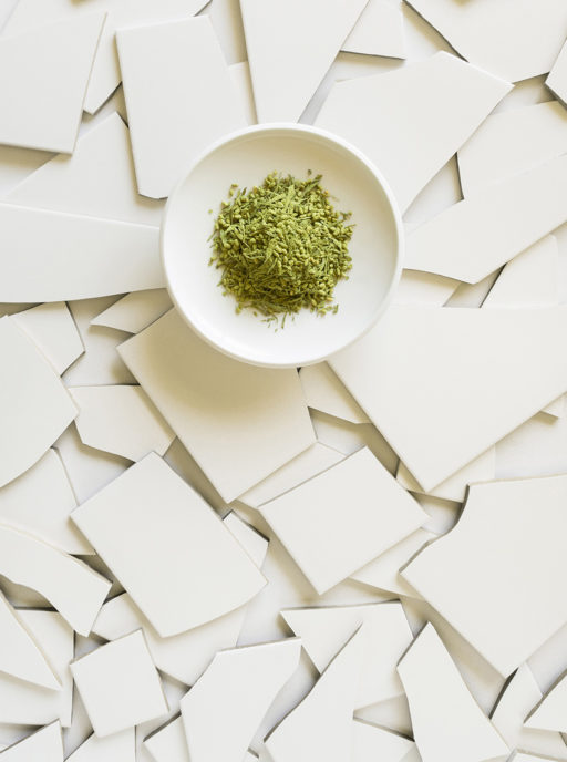 Organic Tea Break - Conceptual Photogrpahy by Karina Sharpe for The Rabbit Hole Organic Tea Bar